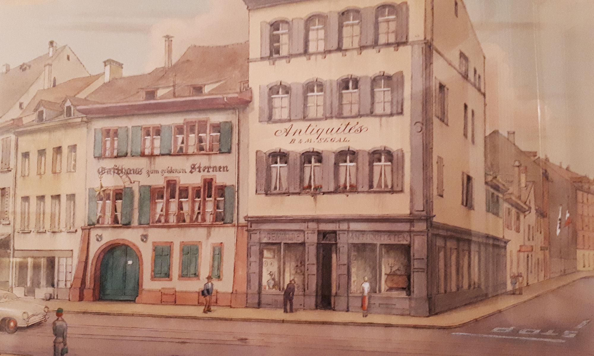 Segal & Selig Antiquitäten Basel